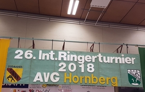 27ème tournoi international à Hornberg